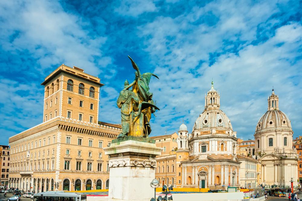 La Place Venezia