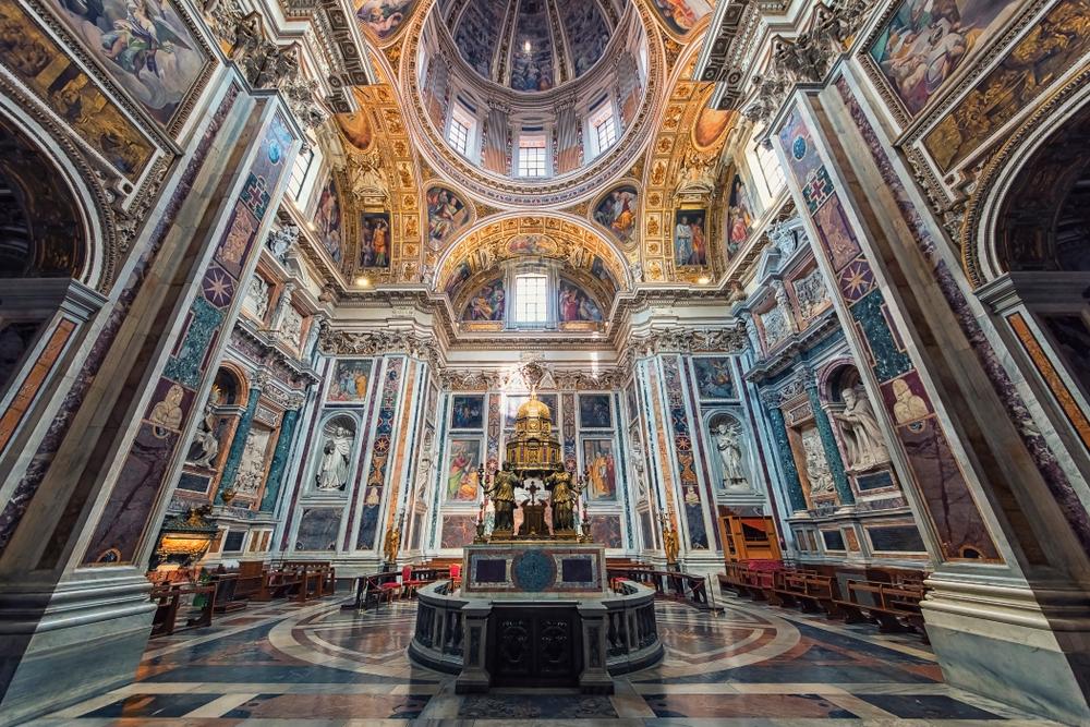 La Santa Maria Maggiore